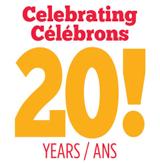 Celebrating 20 years.