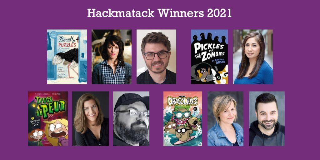 2021 Hackmatack winners